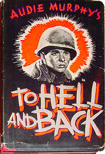 TO HELL AND BACK Collectible Book graphic