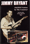 Jimmy Bryant: Fastest Guitar in the West bookcover.