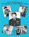 Let's Never Forget: On this Day in Audie Murphy's Life bookcover.