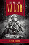 THE PRICE OF VALOR bookcover.