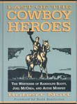 Last of the Cowboy Heroes bookcover.