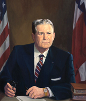 The late Honorable Olin E. Teague, 4th Congressional District of Texas.