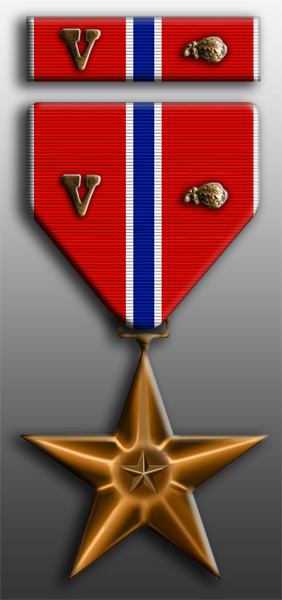 Bronze Star Star