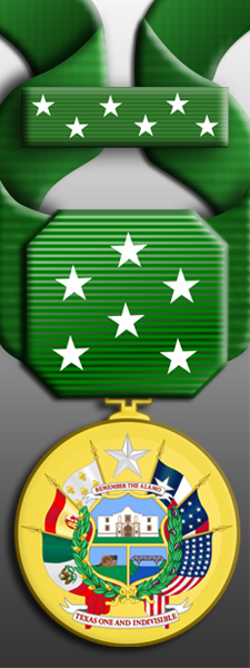 Texas Legislative Medal of Honor