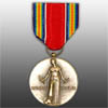 Click to see next the military decoration earned by Audie Murphy.