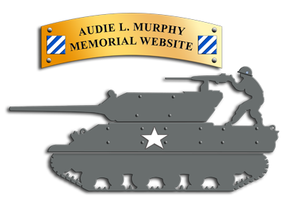 Audie L. Murphy Memorial Website.