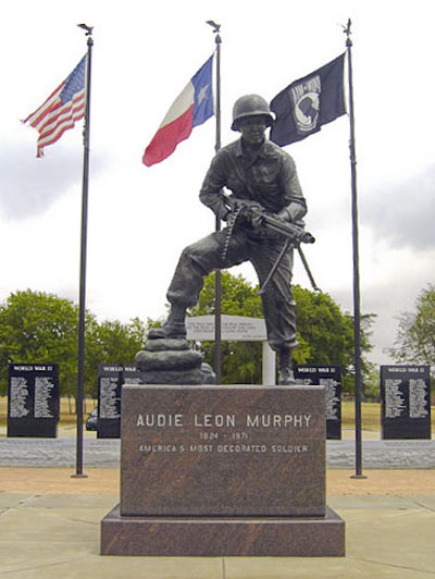 Audie Murphy American Cotton Museum picture