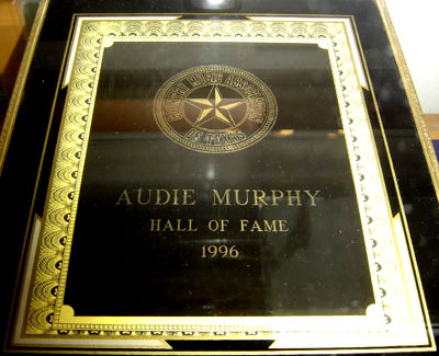 Texas Hall of Fame Music Award