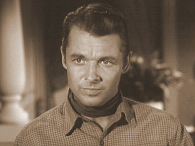 THE QUEST photo from Audie Murphy's television series WHISPERING SMITH