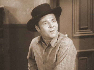 THREE FOR ONE photo from Audie Murphy's television series WHISPERING SMITH