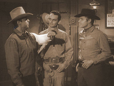 THE HEMP REEGER CASE photo from Audie Murphy's television series WHISPERING SMITH