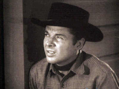 TRADEMARK photo from Audie Murphy's television series WHISPERING SMITH