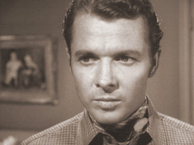 STRING OF CIRCUMSTANCES photo from Audie Murphy's television series WHISPERING SMITH